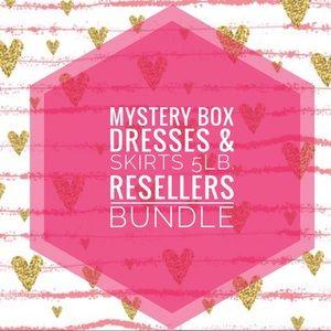 Dresses & Skirts - MYSTERY BOX 5LB. RESELLERS BUNDLE DRESSES & SKIRTS